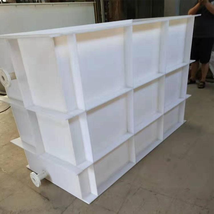 塑料耐酸池 聚旺酸碱池厂家