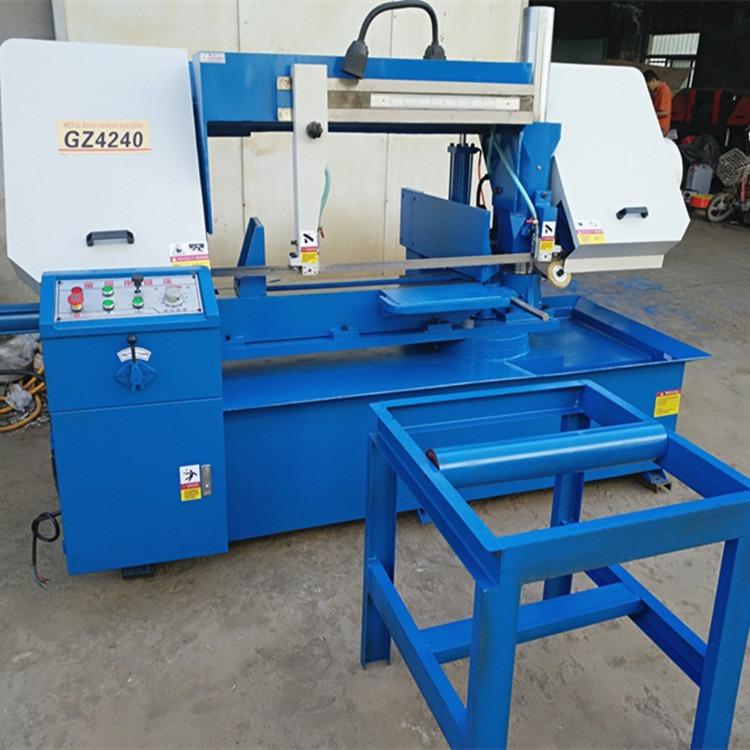 数控锯床GZ4240角度锯床厂家直销 全新金属切割钢筋带锯床