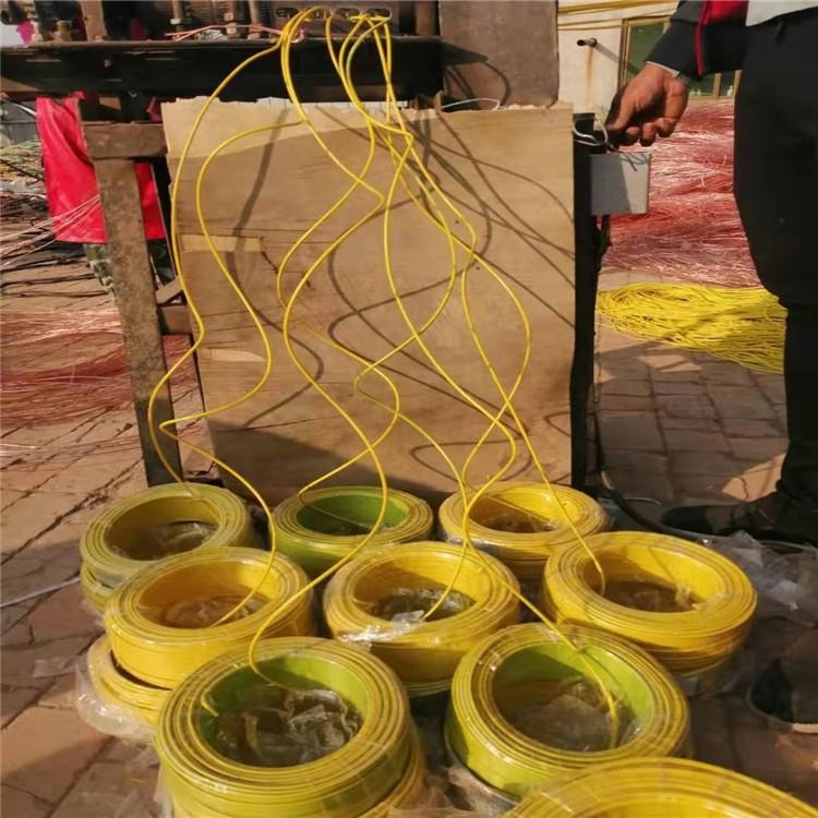 废旧电缆回收电话 辽宁阜新 西安电缆回收 高价回收 永兴废金属回收