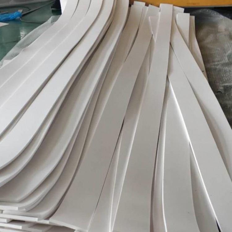 专业定制PTFE聚四氟乙烯板 防共震5mm厚聚四氟乙烯板 300*300*5mm尺寸聚四氟乙烯板价格