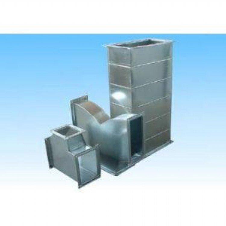 风管消声器 玻璃钢风管 铁皮风管