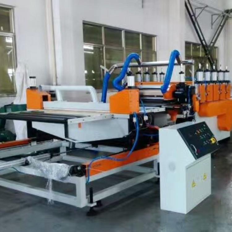 PCV自由发泡板生产线
