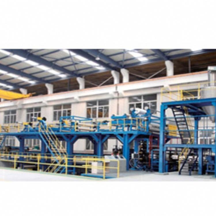 铝塑板生产线