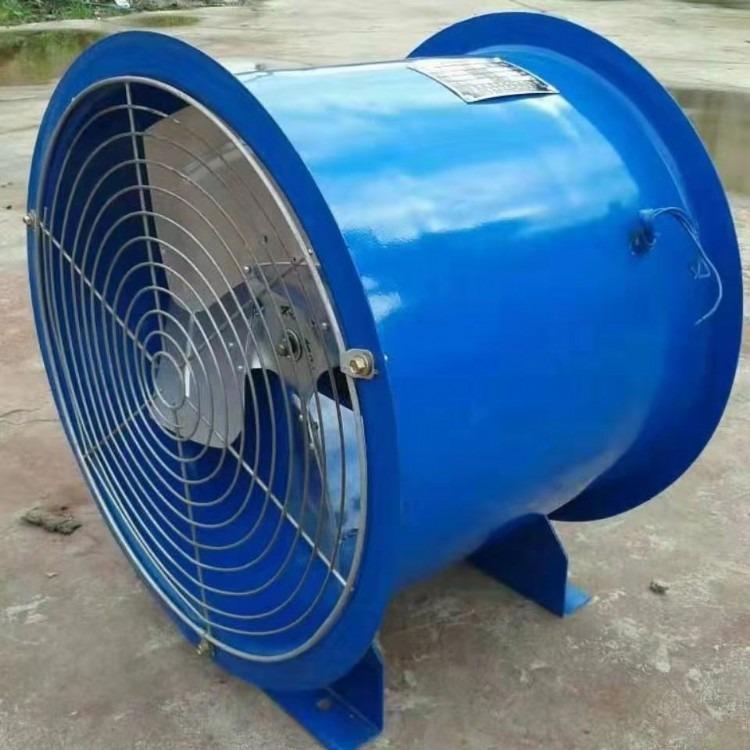 正压送风机 加压送风机 碳钢板轴流风机中低压轴流