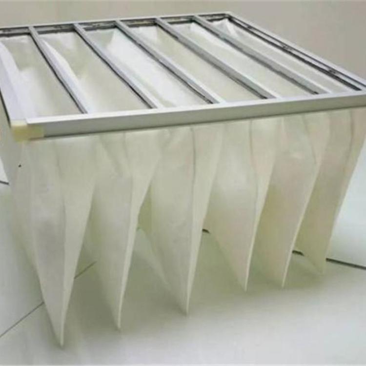 【厂家价格】框式中效过滤器 箱式中效过滤器 中效袋式过滤器 495*595*600*6P中效空气过滤器
