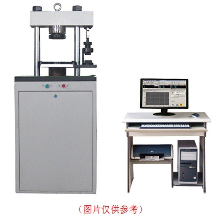 鑫达YAW-300D混凝土试块压力试验机