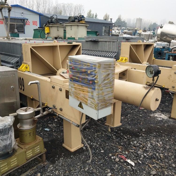 供应厢式压滤机 二手小型压滤机图片 压滤机类型