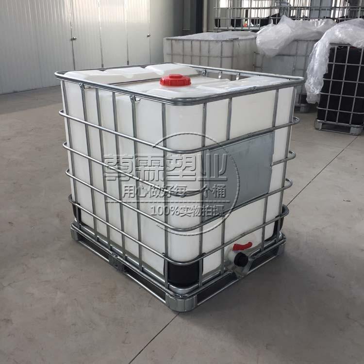 鹰潭1000L塑料吨桶厂家直销