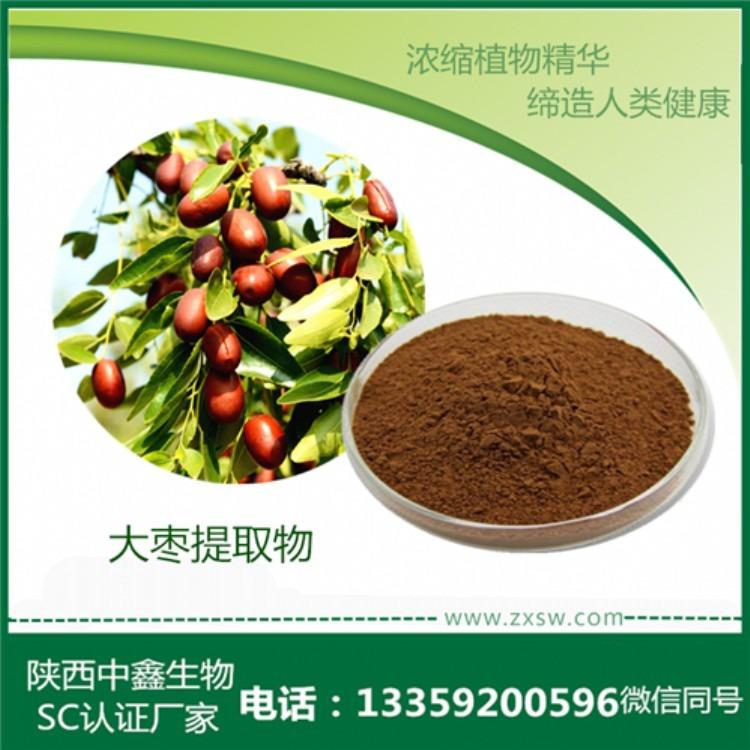 大枣提取物 陕西中鑫供应红枣枣比例提取物