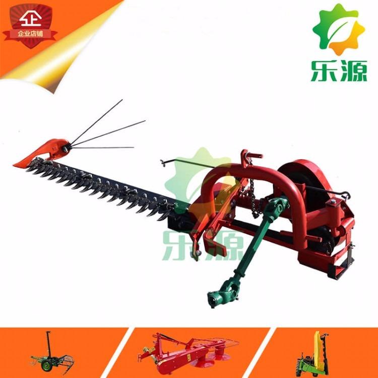 厂家直销镰刀割草机 拖拉机后传动往复式打草机 苜蓿牧草收割机