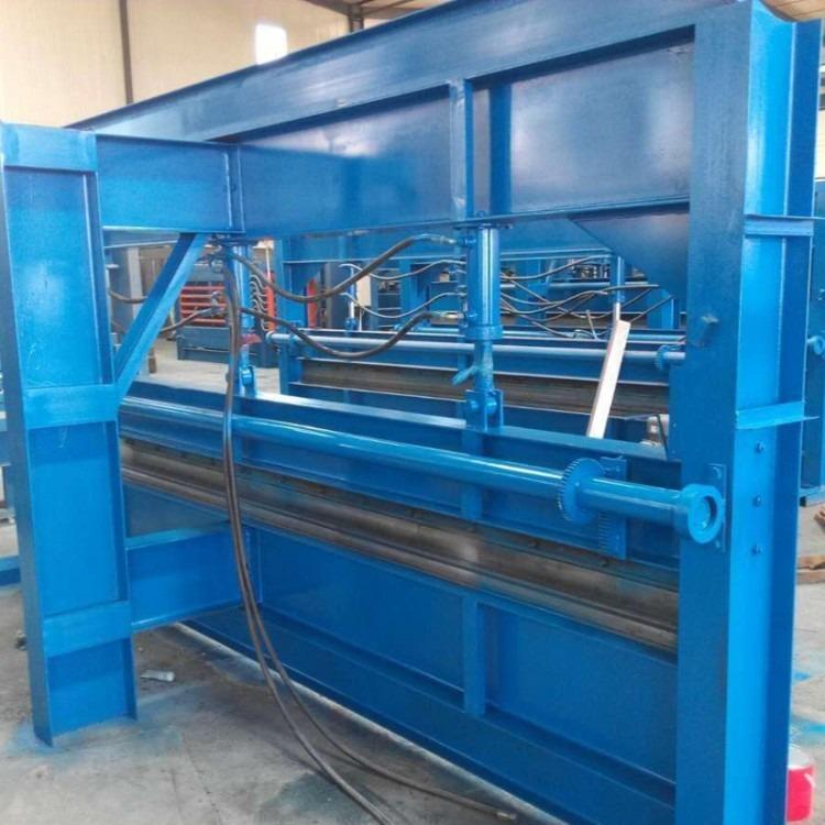 重兴厂家直销  板材折弯机 液压数控4米剪板机不锈钢折弯机