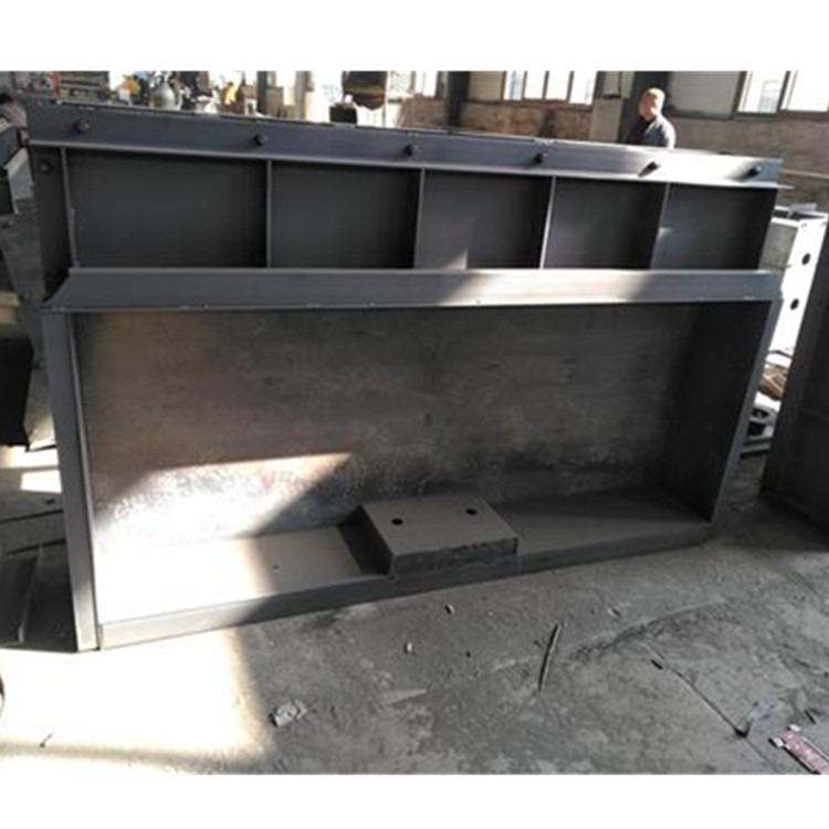 桥梁遮板钢模具工艺详解 遮板钢模具制造厂家