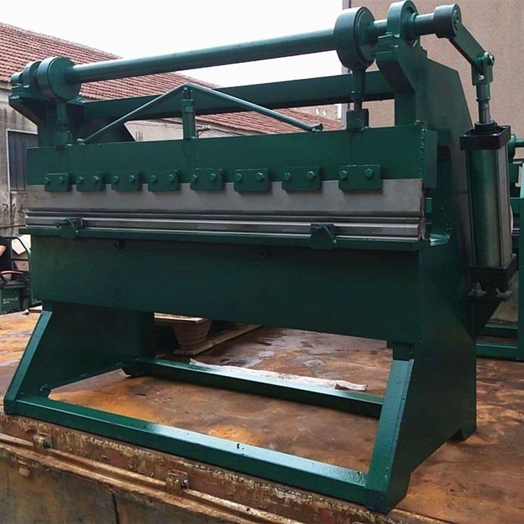 手动折弯机 铁板折边机 磨具可以定做的折弯机生产厂家