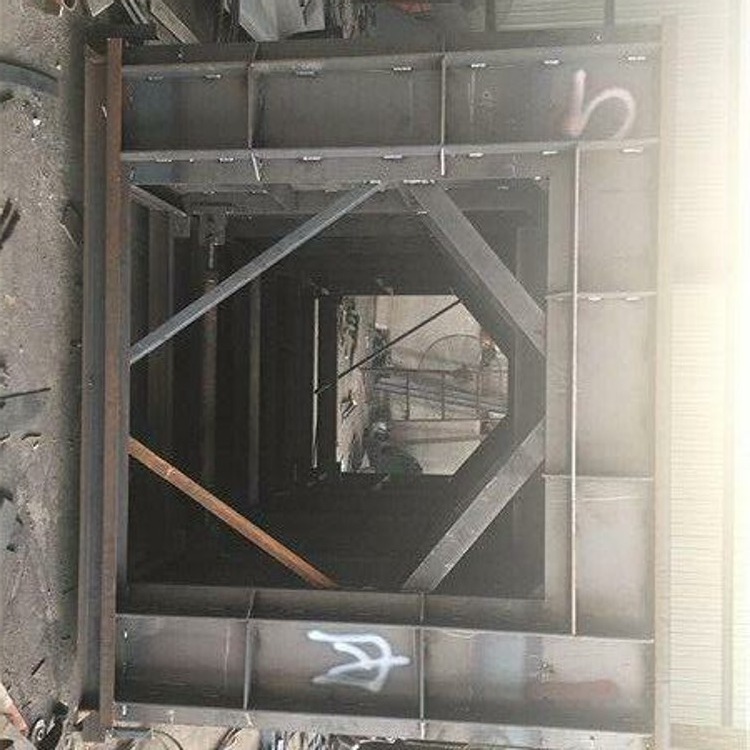 保定方涵钢模具 标准尺寸确定 保定方涵钢模具制造厂家