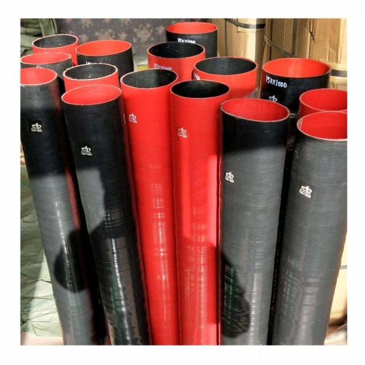 厂家直销汽车硅胶管 进气管改装耐高温水管软管 中冷器涡轮 夹布夹线米管