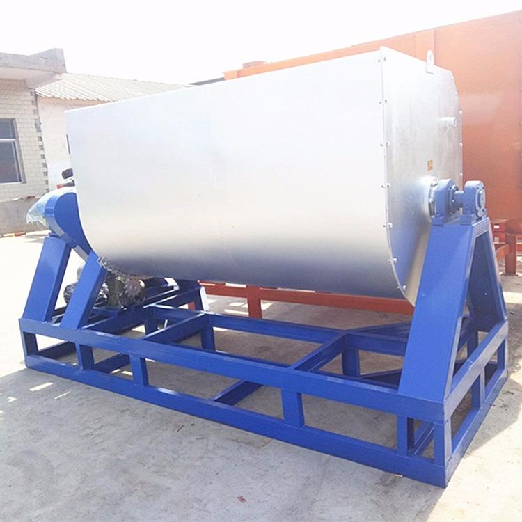 供应翻转式5吨墙面漆搅拌机 砂胶漆搅拌机 不锈钢真石漆混合机