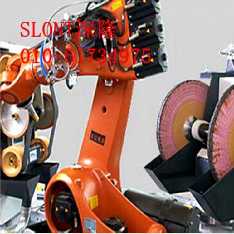 北京深隆机器人 可订制自动点胶机器人