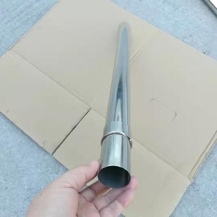 吸料枪 上料机进料管 不锈钢吸料枪 38mm加料机进料管 吸料机配件