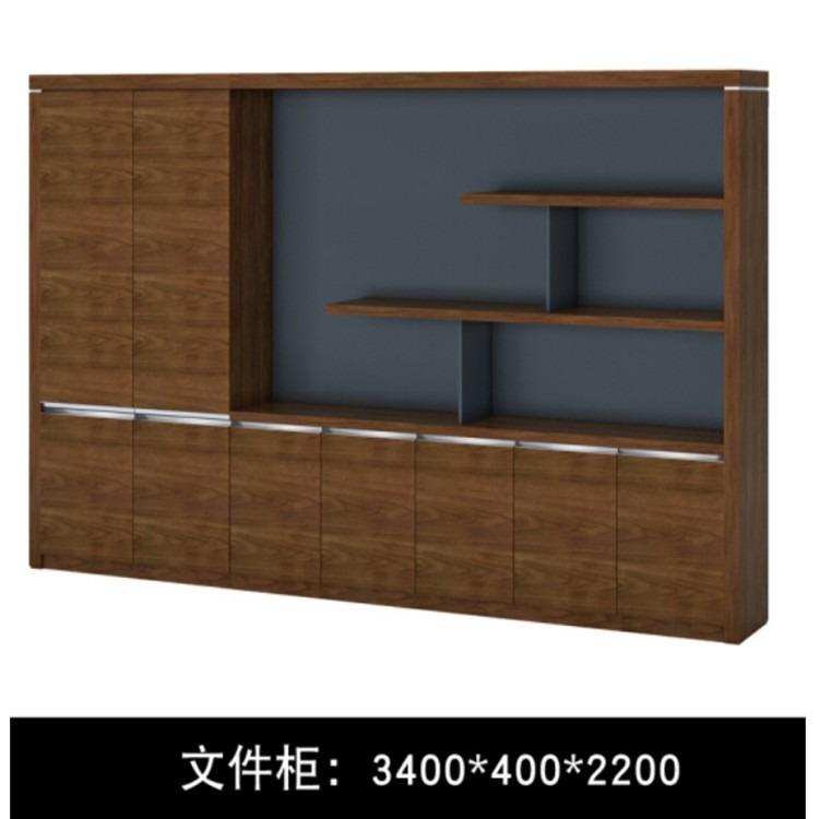定制办公文件柜 批发文件柜 木制文件柜 免费送货安装