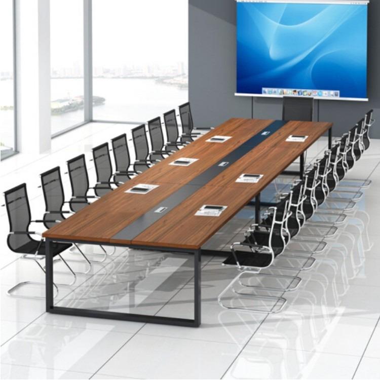 办公家具批发 会议桌 简约 会议桌椅 电话议价 会议长桌