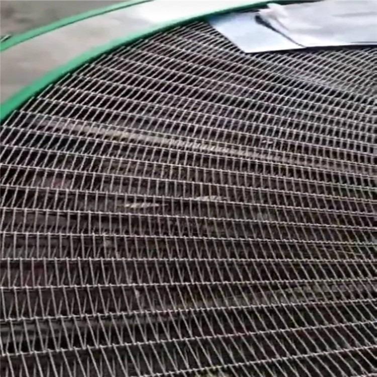 瑞升304不锈钢网带 食品机械网带 清洗机网链 烘干机链条传动网链