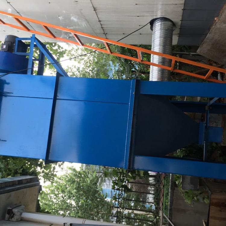沥青搅拌站废气处理   贝森环保专业承接沥青搅拌站废气处理