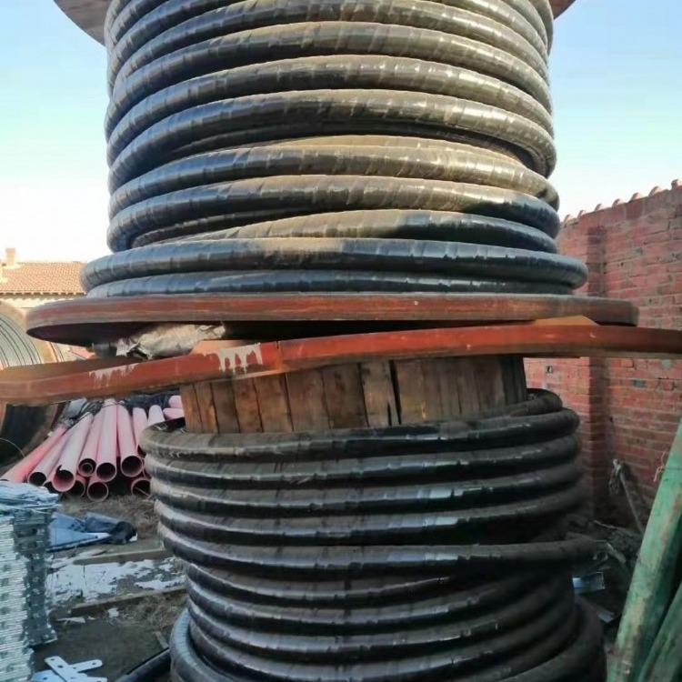 天津滨海铜电缆回收 铝电缆回收 高压低压电缆回收