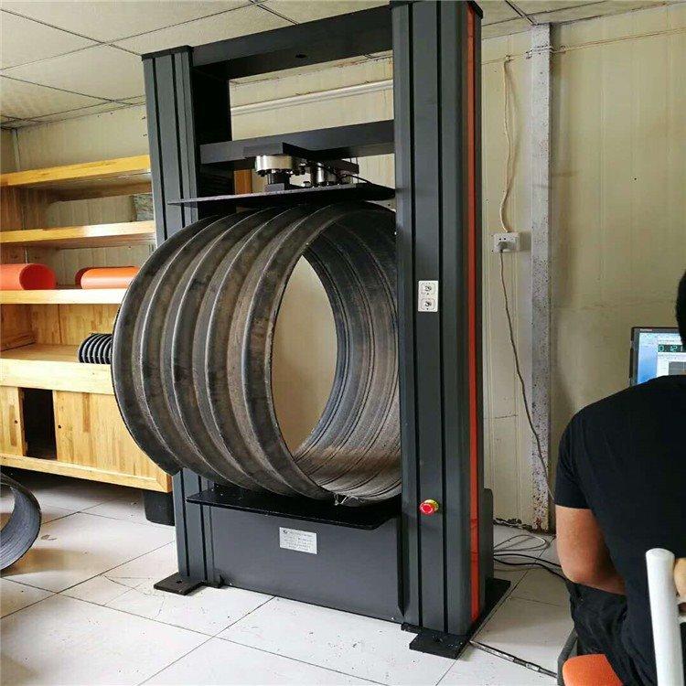 鑫达 WDW-100H管材环刚度试验机