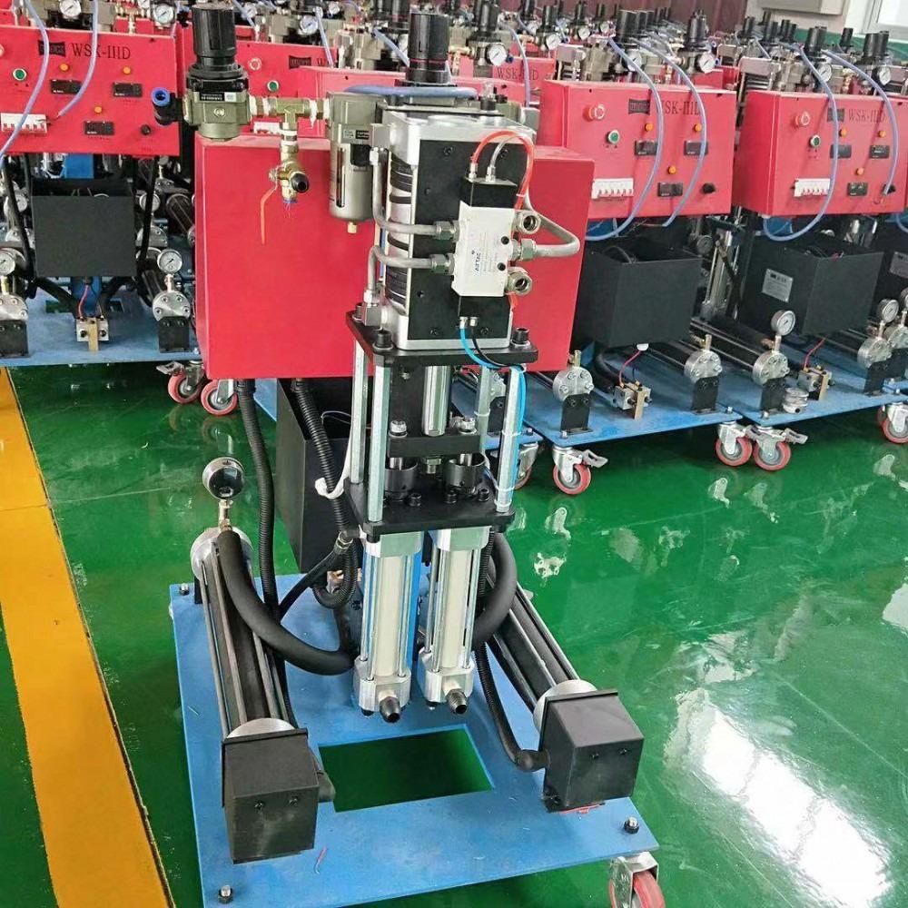 聚氨酯发泡保温喷涂机 保温聚氨酯喷涂机  沃斯克聚氨酯喷涂设备 厂家直销
