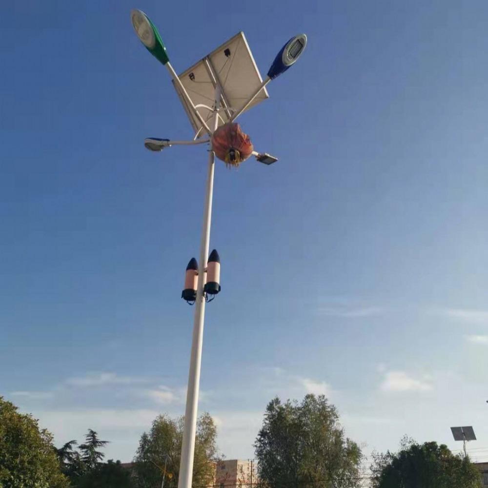 久盛农村太阳能路灯建设  农村太阳能路灯预算