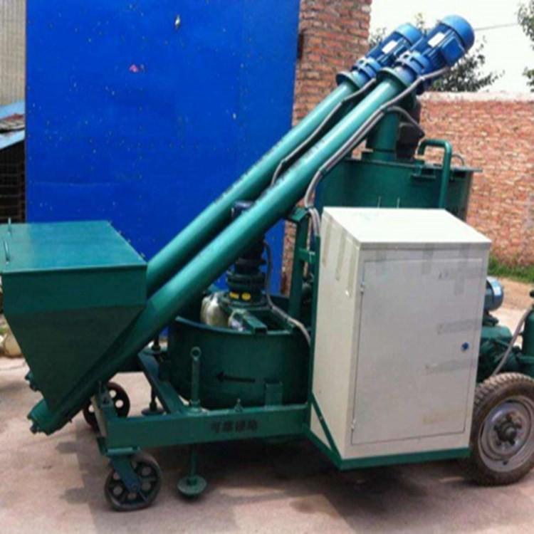 安徽宿州 智能压浆泵台车 箱梁智能搅拌压浆机