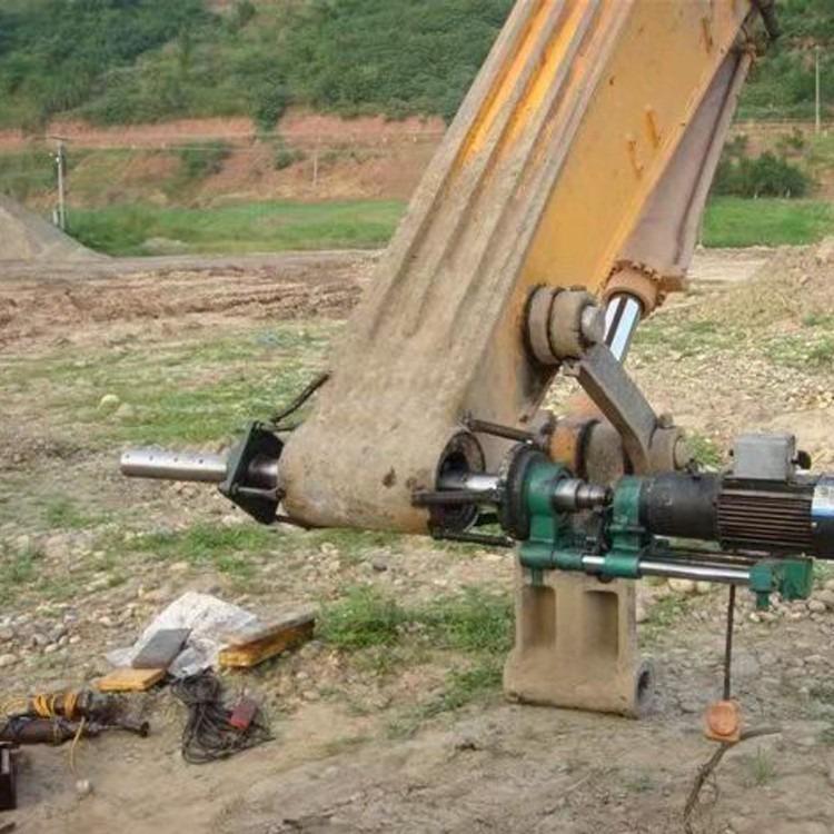 小型镗孔机 小型挖掘机专用镗孔机