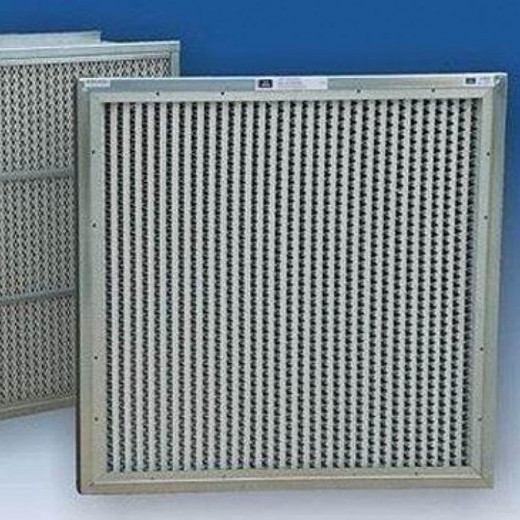 亚高效过滤器 大风量过滤器 高效空气过滤器 有隔板高效过滤器 无隔板高效过滤器厂家直销