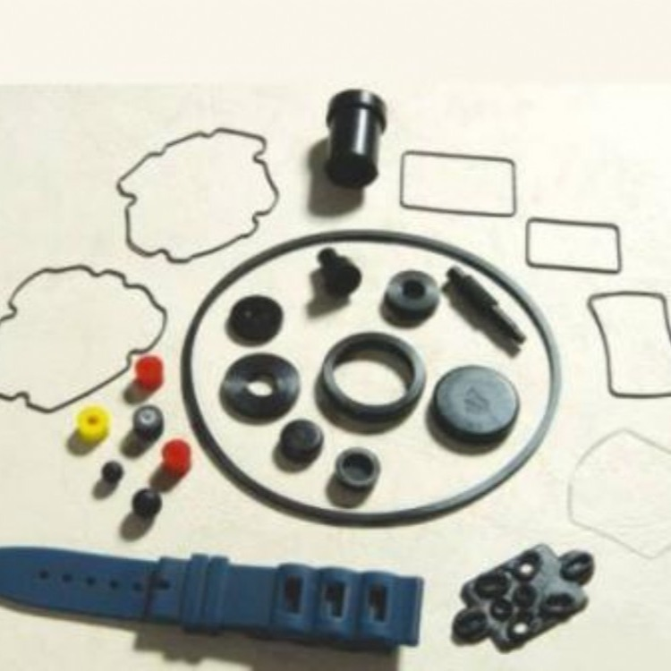 加工定制橡胶硅胶表带