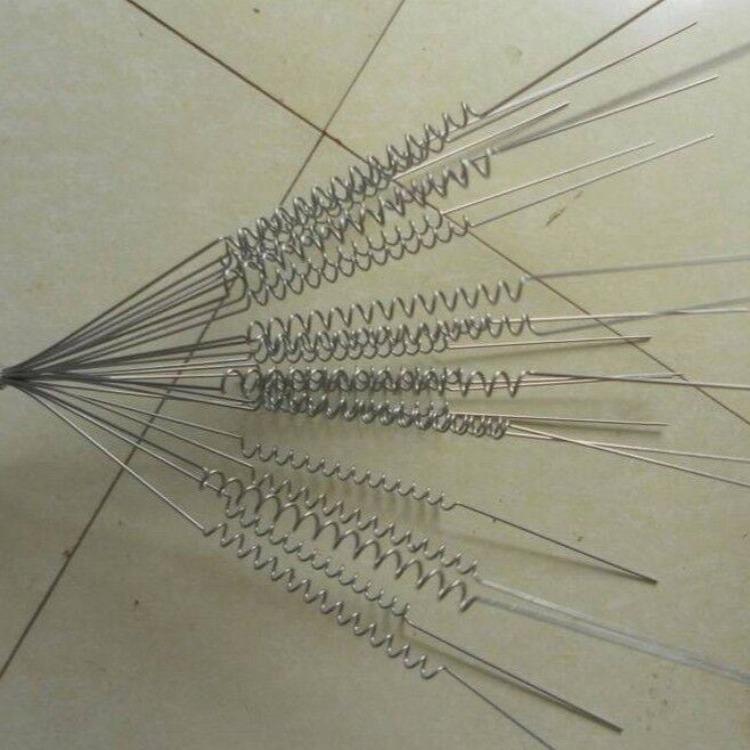 弹簧防鸟刺 热镀锌防鸟刺厂家 不锈钢防鸟刺价格