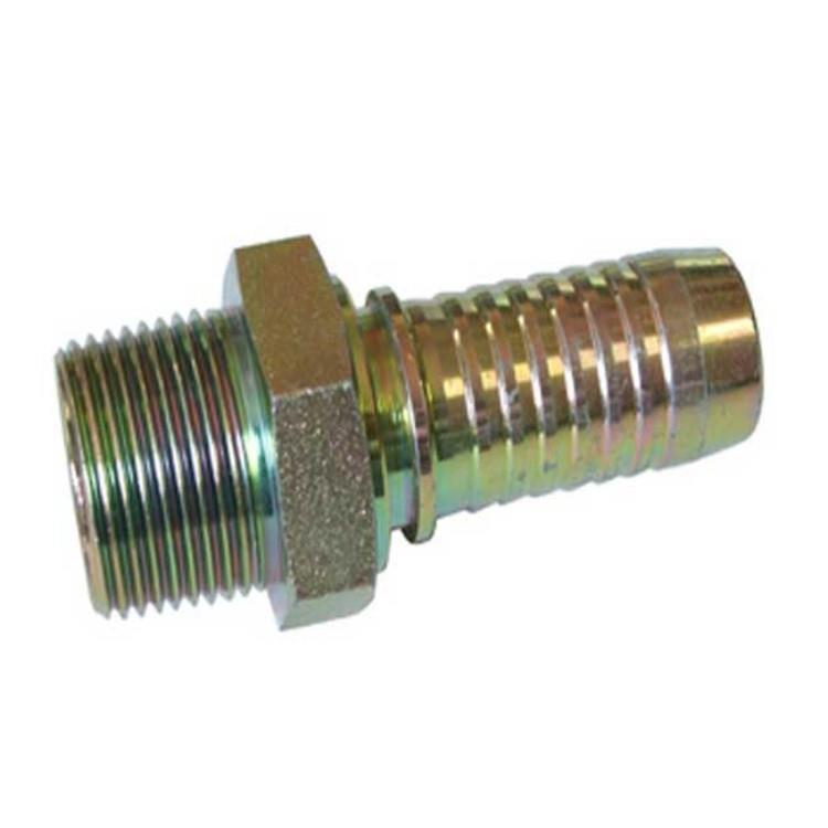 液压管接头碳钢胶管接头工程机械接头自产自销