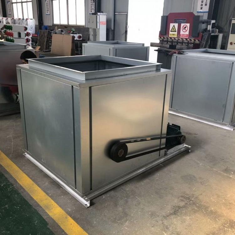 3C离心柜式风机箱 HTFC柜式离心风机箱步廷厂家供应支持定做