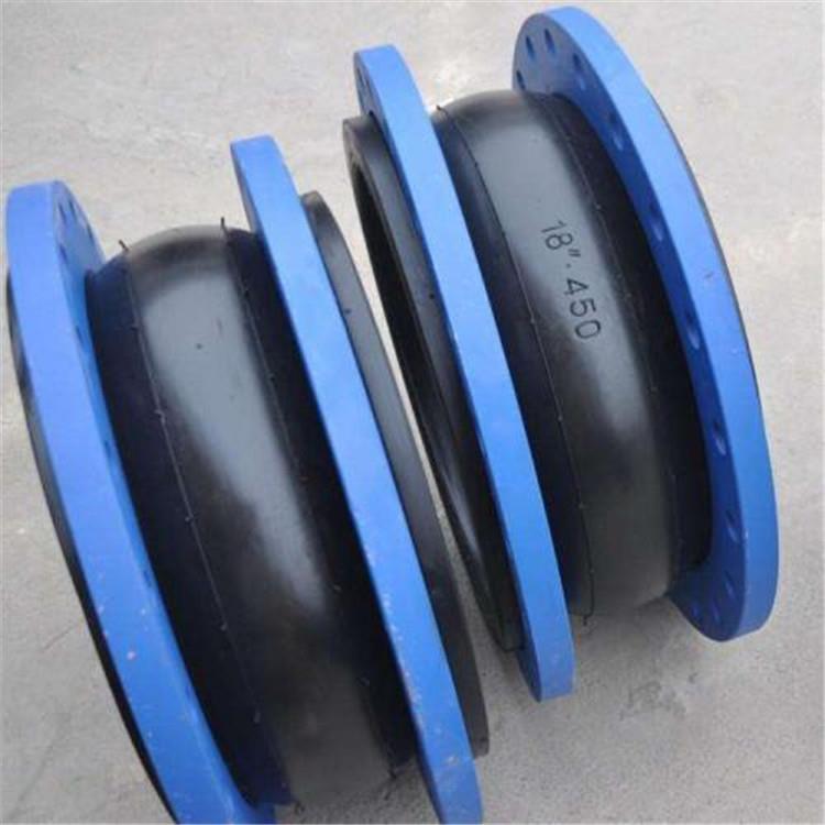 软接头单球体橡胶接头柔性橡胶接头支持定制