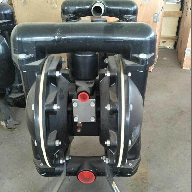矿用气动隔膜泵 不锈钢矿用气动隔膜泵 BQG200型气动隔膜泵