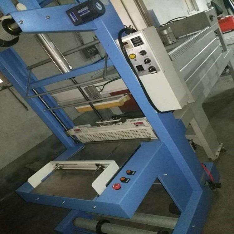 热缩膜自动包装机 用于产品包装 纳森 涂料热缩膜包装机