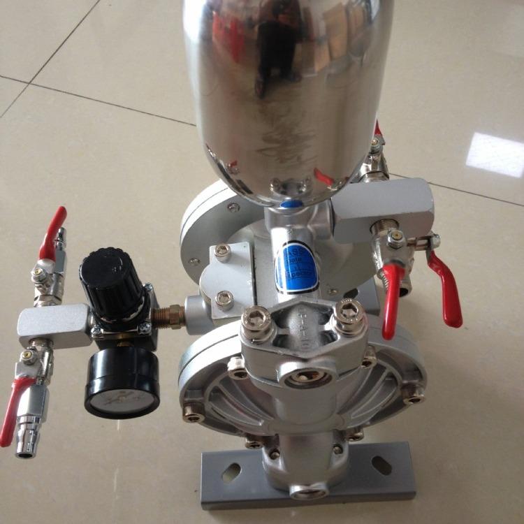 气动油漆泵 油漆隔膜泵 喷漆泵油泵批发