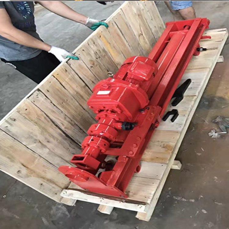 福建龙岩 潜孔钻机操作视频 潜孔钻机视频