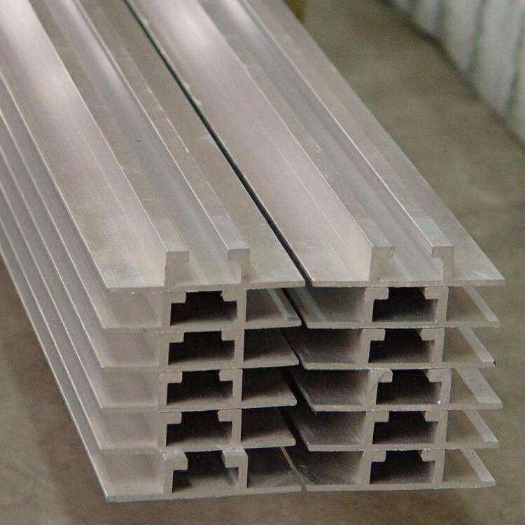 铝滑槽厂家直销-6063铝滑槽-交通标志牌铝滑槽-铝合金滑槽-标牌铝滑道-铝合金背槽