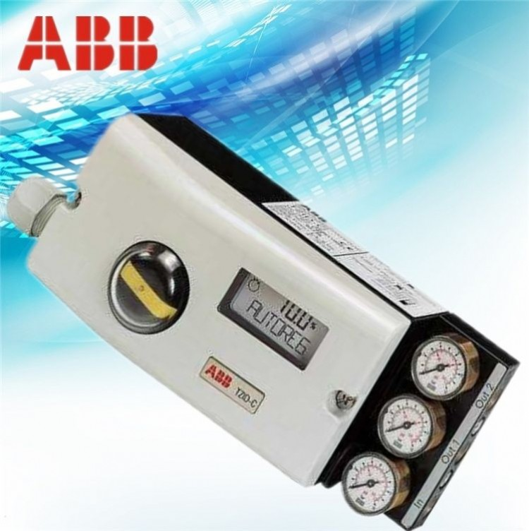 ABB隔爆定位器    V18345-2010421001