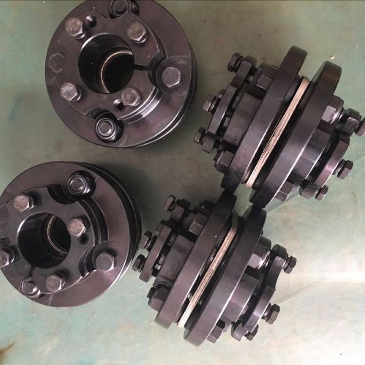 现货销售 不锈钢膜片联轴器 供应JMⅡJ接中间轴型弹性膜片联轴器