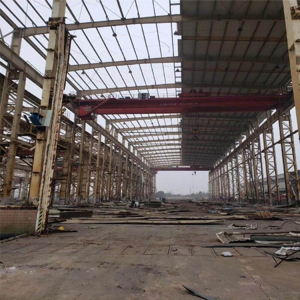 全国出售二手钢结构厂房 二手钢结构材料 旧二手钢结构厂房 钢结构工程