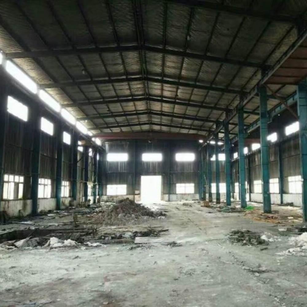 二手钢结构厂房旧钢结构厂房 海门18米的钢结构质量保障
