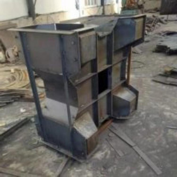 扭工字块模具 预制扭工字块钢模具 方瑞钢模具加工厂
