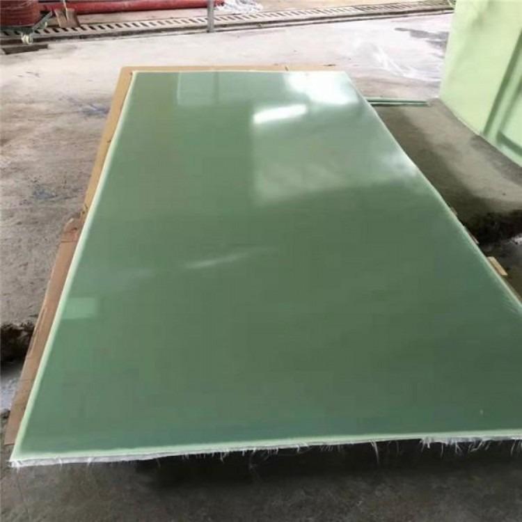 水绿色环氧树脂板 1米长fr-4树脂板 水绿色树脂板定制