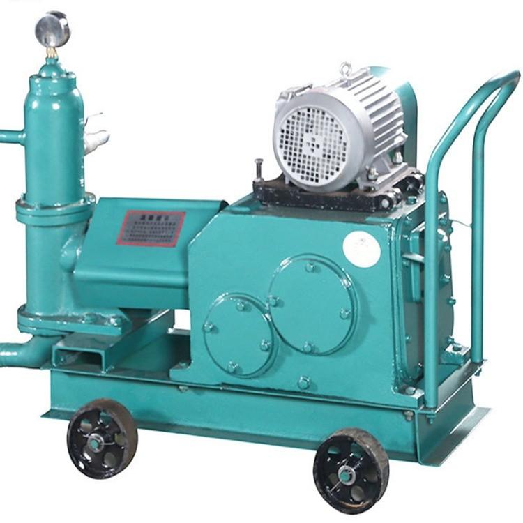 甘肃酒泉 HJB系列注浆泵 搅拌机批发 桥梁注浆机注浆泵
